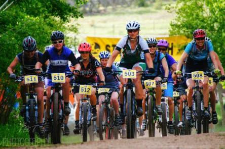 Laramie Mountain Bike Series!  Yay!  Much happy!  (Race #1/Advanced Women / Photo by Tynika Wright - T&T Photography)