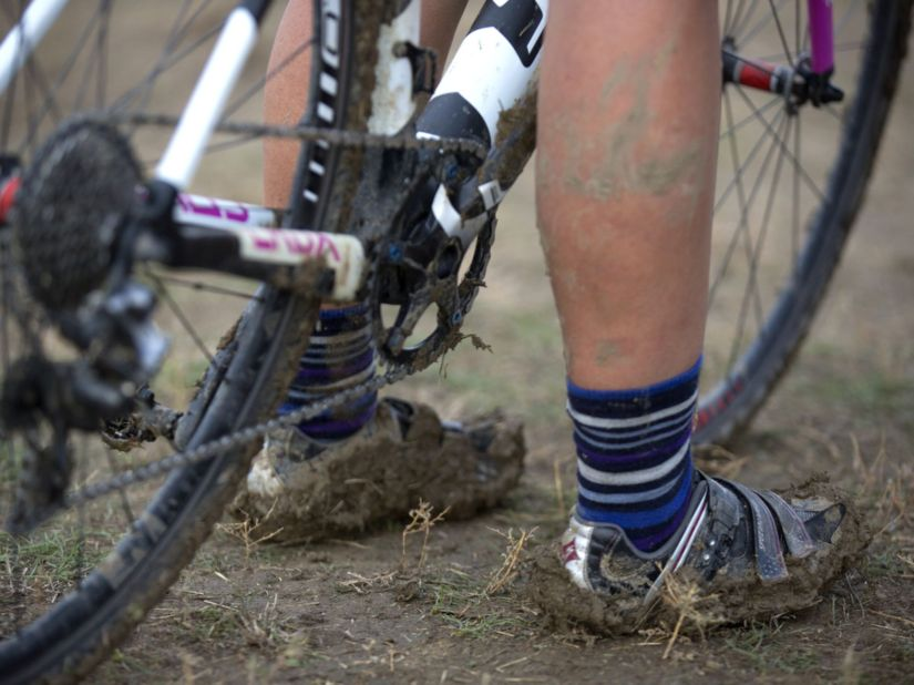 The muddy aftermath (Photo by Erin Hooley / The Coloradoan)