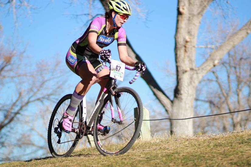 Wyoming State Cyclocross Championships in Casper (Photo: Luke Blair)